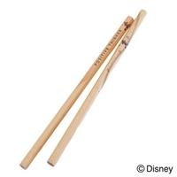 ナチュラル鉛筆 B ダース(12本入り) ディズニー