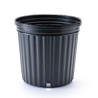ナーセリーコンテナ 黒 24cm
