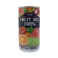 【ケース販売】フルーツミックス100% 190g×30缶(1缶あたり35円)