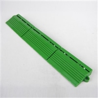 ジョイント人工芝用 フチO型(オス) グリーン