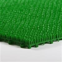 ジョイント人工芝 30cm×30cm グリーン