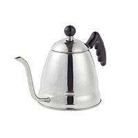 IH対応 ステンレス製コーヒーケトル 1.2L STCK-12
