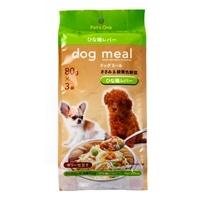 Pet's One ドッグミール ささみ&緑黄色野菜 ひな鶏レバー入り ゼリー仕立て 80g×3袋