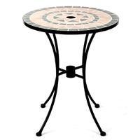 モザイクテーブル60�p