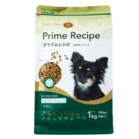 プライムレシピ 小型犬用 チキン&ライス 250g×4袋入り