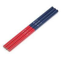 朱藍鉛筆 3本入り