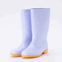 耐油 白 長靴 23.0cm