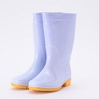 耐油 白 長靴 24.0cm