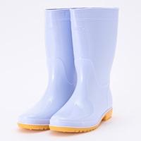 耐油白長靴27.0cm