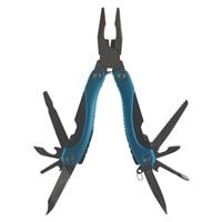 折りたたみマルチツール 大 11機能 ブルー