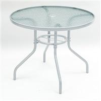 ガラステーブルΦ90cm