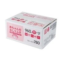 【ケース販売】カインズ 赤ちゃんのおしりふき 80枚×12個入
