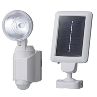 ソーラーセンサーライト 1灯(1.2W) SL-01