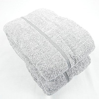 厚手タオルケット 綿100% シングル 140×190