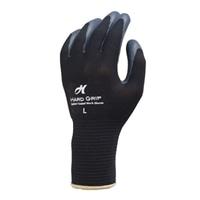 作業用手袋 HARD GRIP プラス ブラック L