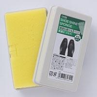 CAINZ 細部も磨ける靴磨き 革靴用