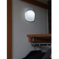 LED明暗人感センサーライト電池式 CZ-008M