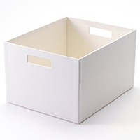 積み重ねDVDケース ホワイト