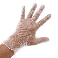 極薄ビニール手袋 100枚入り M