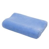 【数量限定】低反発枕 トイ  小さいサイズ 23x30cm ブルー
