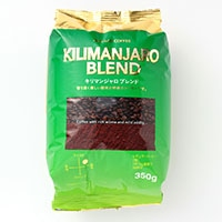 レギュラーコーヒー キリマンジャロブレンド 350g