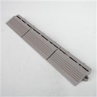 ジョイント人工芝用 フチM型(メス) ウォームグレイ