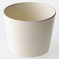 陶器鉢カバー ダラスIV Φ11cm