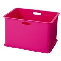 カラーコンテナ L ピンク