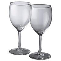 【数量限定】ワイングラス350ml 2P