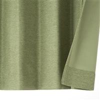 【数量限定】遮光防炎カーテン コーディー グリーン 200×178 1枚入