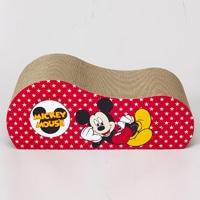 【数量限定】ディズニー 猫のつめとぎM ミッキーマウス&ドナルドダック