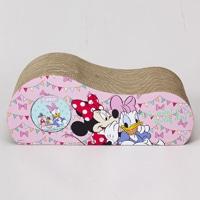【数量限定】ディズニー 猫のつめとぎM ミニーマウス&デイジーダック