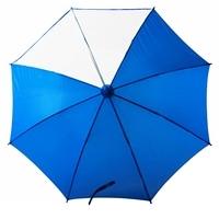 軽量視界安全学童傘 55cm ブルー