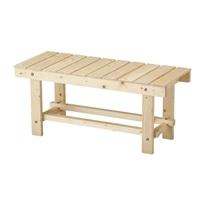 【数量限定】連結できる 木製縁台 90cm