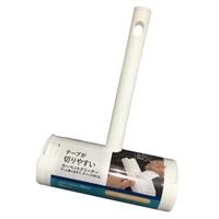 【数量限定】テープが切りやすいカーペットクリーナー ホワイト