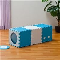 【数量限定】キャットキューブ 14枚組 ブルー