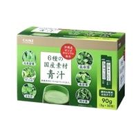 CAINZ 6種の国産素材青汁 30包
