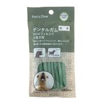 Pet'sOneデンタルガムクロロフィル小型犬用 10本