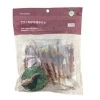 Pet'sOneササミ&砂肝巻きガム 30本