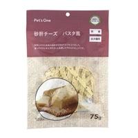 Pet'sOne 砂肝チーズパスタ風 75g