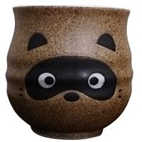湯呑 タヌキ