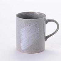 土物 軽量マグカップ(ブルー)