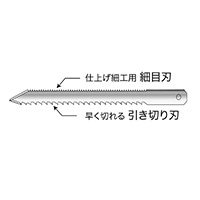 ジェフコム ボードカッター替刃両刃 BDS-250PH