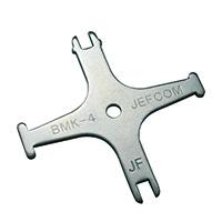 ジェフコム 盤用マルチキー BMK−4
