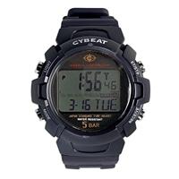 サンフレイム CYBEAT 腕時計 390 NWRC15-BL