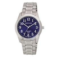 サンフレイム 腕時計 MJG-F78-BL
