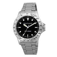 サンフレイム 腕時計 MJG-X05-BK