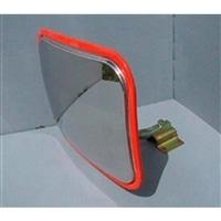 グラスミラー 角型 300×220 スタンド式