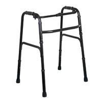 固定型歩行器 WAL01-ブラック