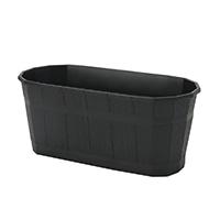 カスクオーバル450 ブラック